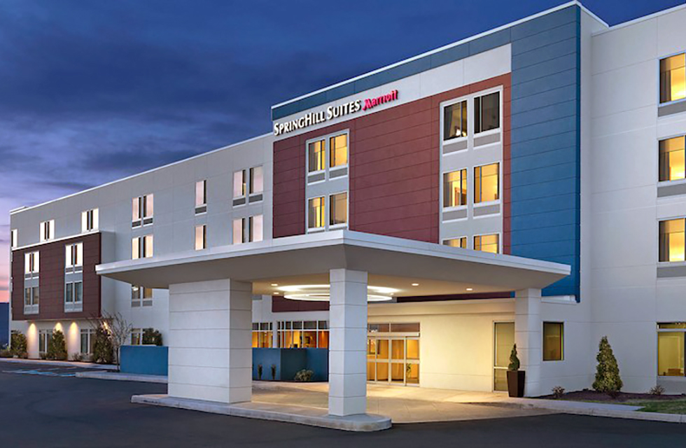 Springhill Suites in Springfield, Illinois